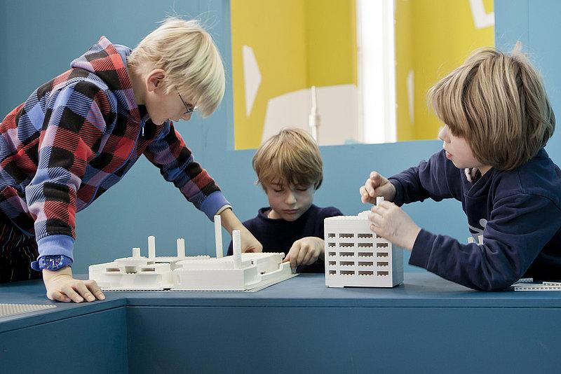 Bundesverband deutscher kinder und jugendmuseen ausstellung for Statik lernen grundlagen